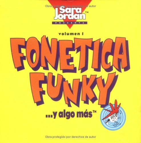 Fonetica Funky, Audio CD (Songs That Teach Spanish)