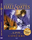 Daryl Hall and John Oates: Live in Concert [DVD] [2003] [Region 1] [NTSC] [Reino Unido]