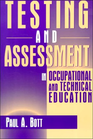 Testing and Assessment in Occupational and Technical...