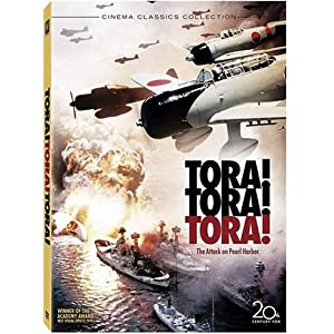 Amazon.com: Tora! Tora! Tora! (Two-Disc Collector's Edition ...