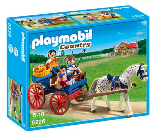 5226 Horse-drawn Carriage 5226 5226 5053973966229 By Playmobil