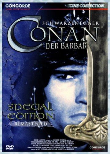 Conan - Der Barbar (Special Edition) [DVD]