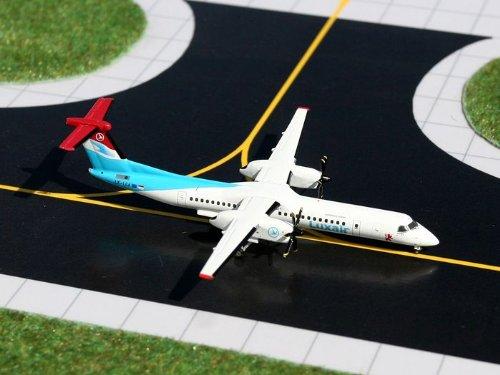 Gemini Jets Luxair Dash 8Q-400 Model Airplane