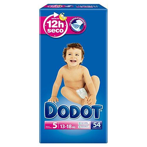 Dodot-Pannolini taglia: 5 kg (13-18, 3 x 54:16 confezione da 2 pezzi