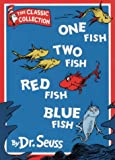 One Fish, Two Fish, Red Fish, Blue Fish (Book & Tape) (0001007300) by Seuss, Dr.