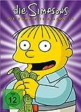 DVD Cover 'Die Simpsons - Die komplette Season 13 [Collector's Edition] [4 DVDs]