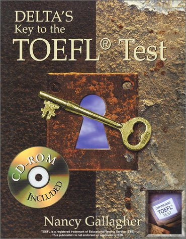 Delta's Key to the TOEFL Test