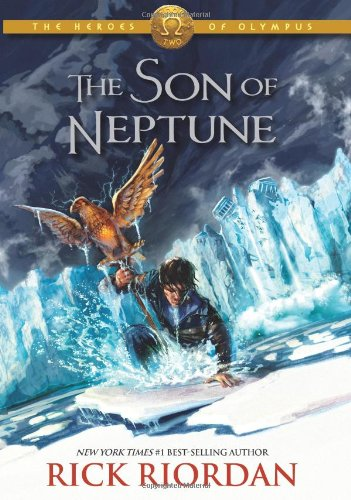 The Son of Neptune by Rick Riordon
