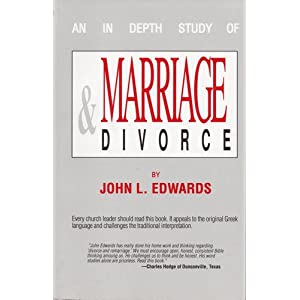 An In Depth Study of Marriage & Divorce