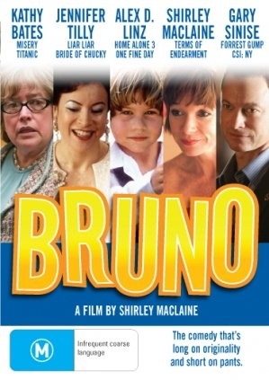 Bruno ( The Dress Code )  [ NON-USA FORMAT, PAL, Reg.0 Import - Australia ]