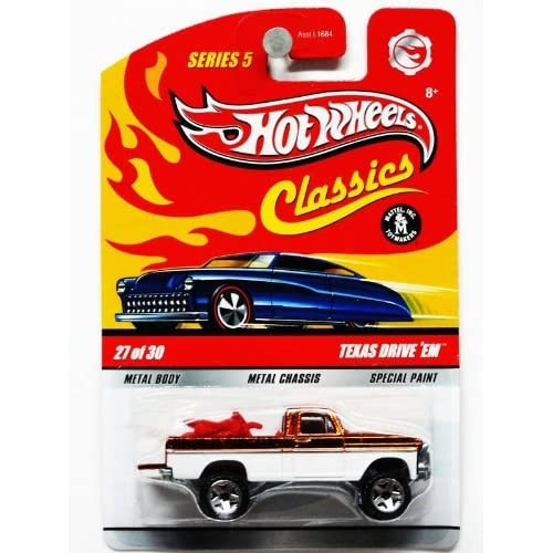 Texas Drive Em 2009 Hot Wheels Holiday Rods