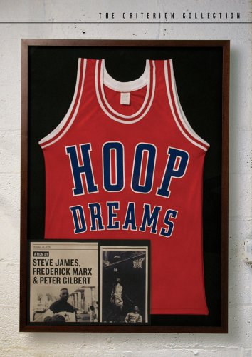 Cover art for  Hoop Dreams (The Criterion Collection)