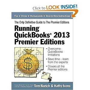 Running QuickBooks
