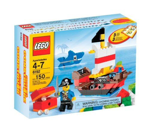 51PJEgkDUIL Reviews LEGO Pirate Building Set