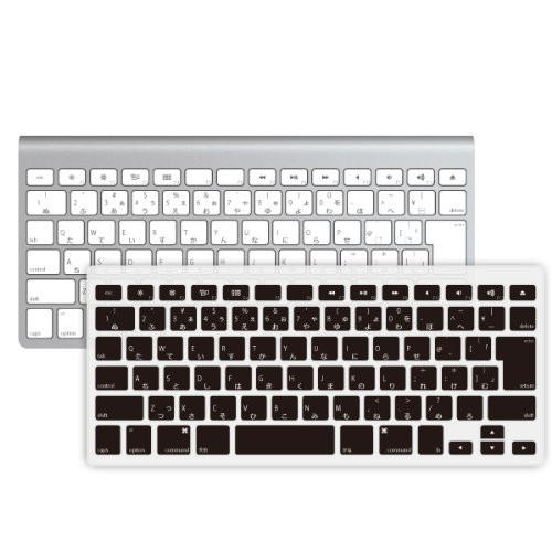 Bluevision Typist for Apple Wireless Keyboard-JIS プレアデスダイレクト限定品 Black