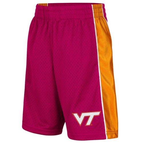 Virginia Tech Hokies Kids Colosseum Vector Shorts:6