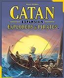 Catan: Explorers & Pirates Expansion 5th Edition