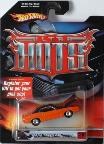 Hot Wheels Ultra Hots '70 Dodge Challenger