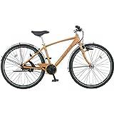 ミヤタ(MIYATA) クロスバイク EXクロス プレミアム BEP75LB6 ロイヤルゴールド
