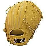 asics(アシックス) 野球 軟式用グローブ(左投げ投手用) アンビシャス BGR6AP ブラウンゴールド RH