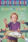 Marvin Redpost #2: Why Pick on Me (A Stepping Stone Book(TM))