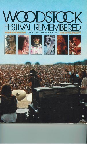 Woodstock Festival Remembered, Jean Young; Michael Lang