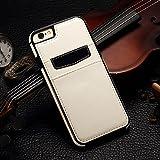 iPhone6/6sケース PU本革 レザーケース iPhone6/6sケース カード収納 アイホン6ケースカバー カード収納ケース おしゃれ