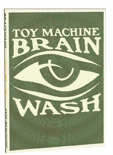 Toy Machine Brainwash Skateboard DVD (New) 2010