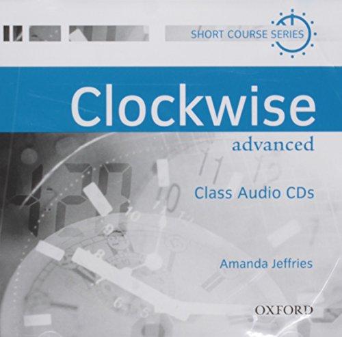 Clockwise Advanced: Audio CD (2): Class Audio CDs Advanced level