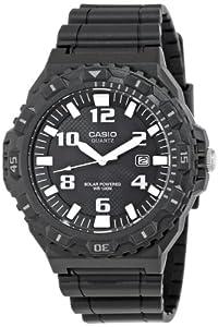 Casio Men's MRW-S300H-1BVCF Solar Powered Analog Sport Watch