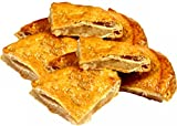 Delicious Fresh Cuban Coconut Pastelitos made in the heart of Little Havana in Miami by expert Cuban bakers. Individually wraped and shipped in a decorated gable kraft box. Great for parties, reunions or just to enjoy by yourself. 6 large (pl...