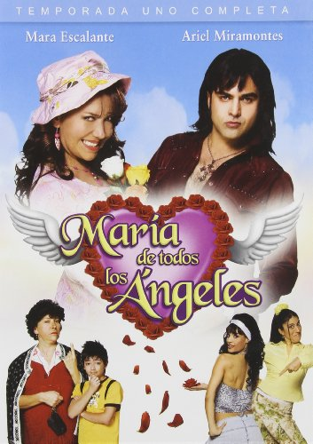 DVD : Maria De Todos Los Angeles (Full Frame, Dolby, 2 Disc)