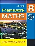 Framework Maths: Y8: Year 8 Support Homework Book: Support Homework Book Year 8 (Framework Maths Ks3)