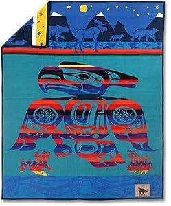 Pendleton Eagle Blanket by Marvin Oliver