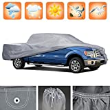 3 Layer Premium Truck Cover Outdoor Tough Waterproof Lining - Compact Pick Up - Extended & Crew Cab