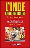 echange, troc Christophe Jaffrelot, Collectif - L'Inde contemporaine de 1950 à nos jours