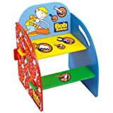 Bob the Builder Wooden Chair with Stepby Born To Play