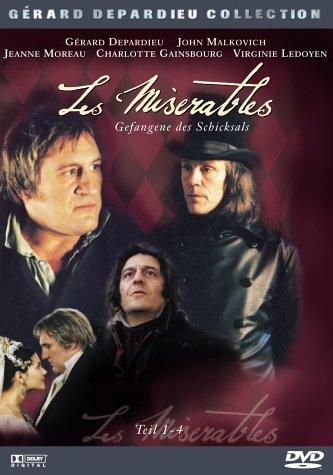 Les Misérables - Gefangene des Schicksals [2 DVDs]