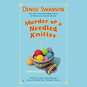 Murder of a Needled Knitter Audiobook