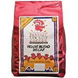 Puroast Low Acid Coffee Low Acid House Blend Natural Decaf  Grind Whole Bean 5 Pound Bags