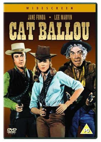 Cat Ballou [DVD] [2003]