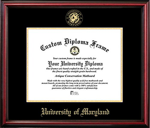 university-of-maryland-affordable-diploma-frame