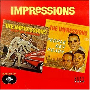 Impressions - Keep On Pushing / People Get Ready - Zortam Music
