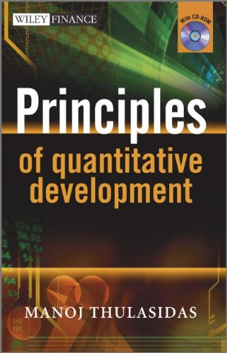 Principles of Quantitative Development (The Wiley Finance Series)