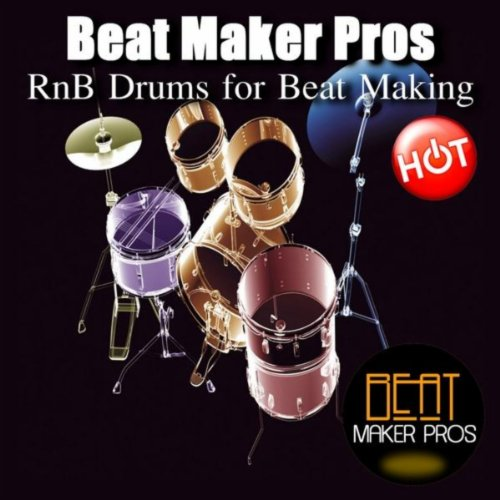 Rnb Drums For Beat Making