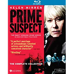 Prime Suspect: The Complete Collection [Blu-ray]