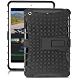 Minisuit Rugged Hybrid Kickstand Case for iPad Mini with Retina 2013 Release by MiniSuit