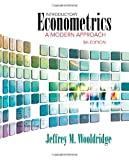 img - for By Jeffrey M. Wooldridge Introductory Econometrics: A Modern Approach (5th Edition) book / textbook / text book