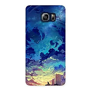 Impressive Cloud Art Back Case Cover for Galaxy Note 5
