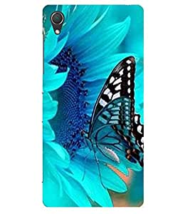 Doyen Creations Designer Printed High Quality Premium case Back Cover For VIVO Y51